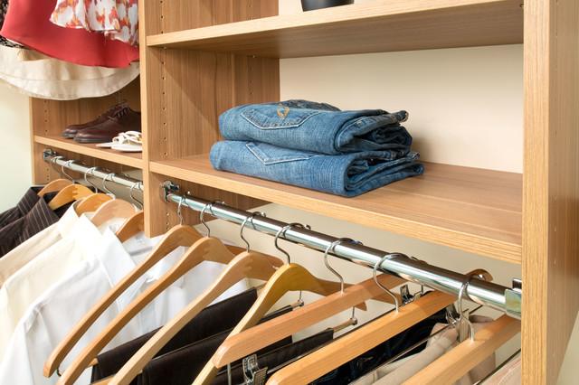 Organized Living Classica; Cypress Live Custom Closet Design