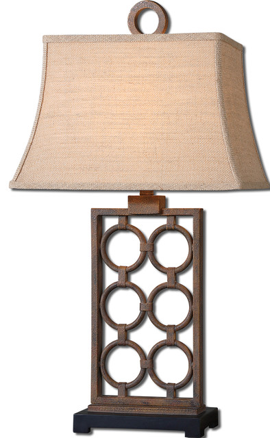 Dardenne Bronze Table Lamp traditional-table-lamps