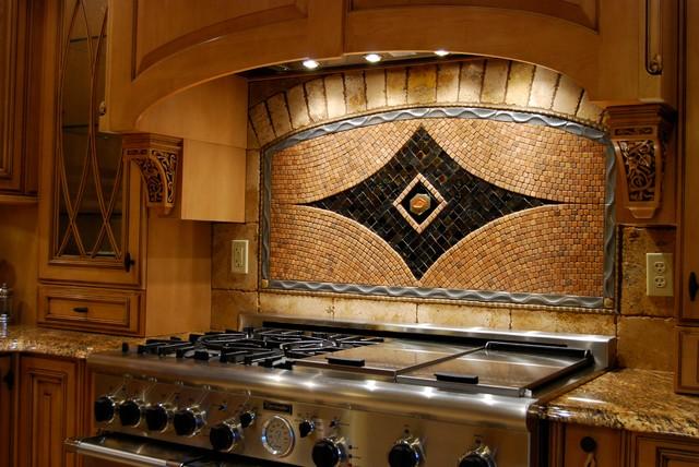 Distinctive Kitchen backsplashes eclectic-kitchen