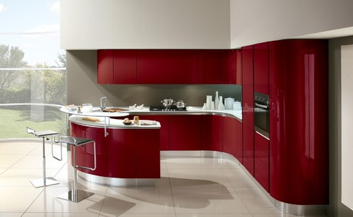 Where Can I Buy This Curved Kitchen Cabinet