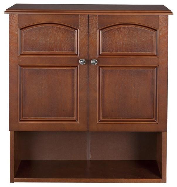 Martha Wall Cabinet 2 Doors traditional-medicine-cabinets