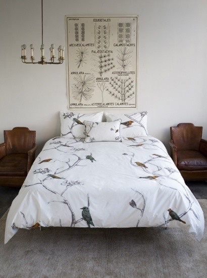 DwellStudio Chinoiserie Pearl Bedding Duvet Cover asian duvet covers