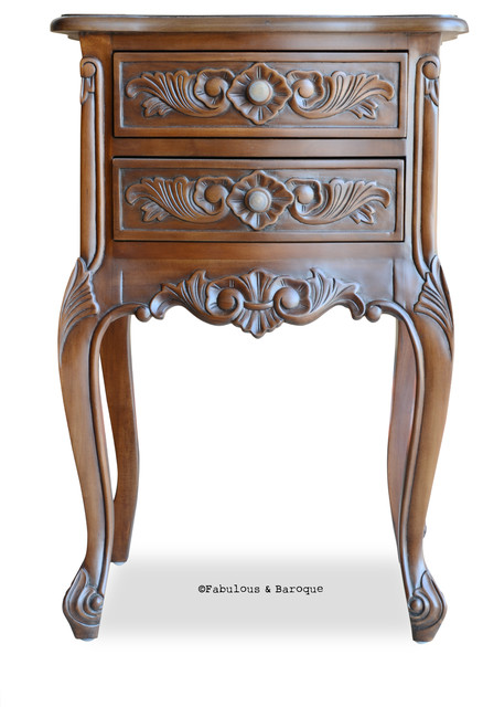 Cosette Side Table traditional-side-tables-and-end-tables