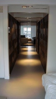 Loft Keizerskroon contemporary-hall