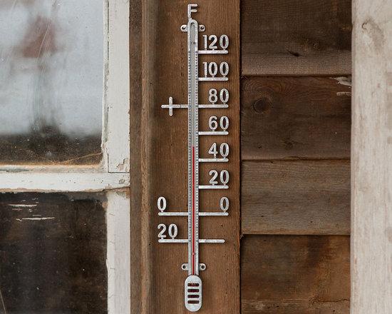 Zinc Thermometer -