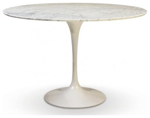 Saarinen Marble Tulip Table - Various Sizes modern-dining-tables