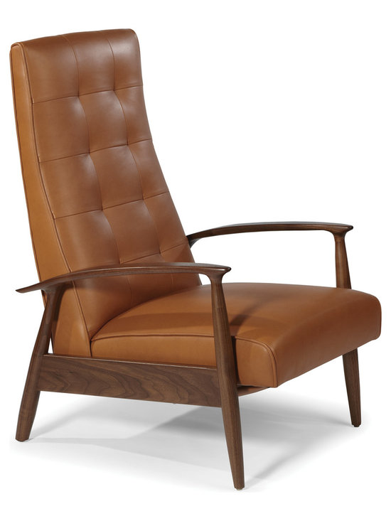 Tighten Up Recliner by Milo Baughman from Thayer Coggin -