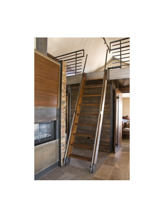 Loft Ladder Home Design Ideas, Pictures, Remodel and Decor