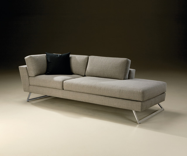 Contemporary day beds and chaises for Chaise daybed sofa