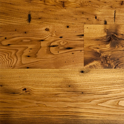 Unfinished Reclaimed Antique Chestnut - Traditional - Hardwood ...