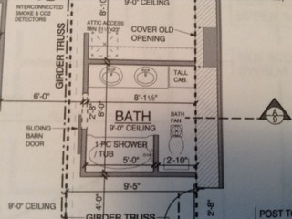 Design Help Please 8x8 Bathroom