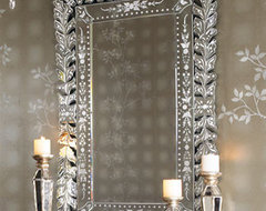 """Venetian"" Mirror traditional-mirrors"