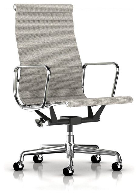 Herman Miller Eames Aluminum Executive Chair Fabric