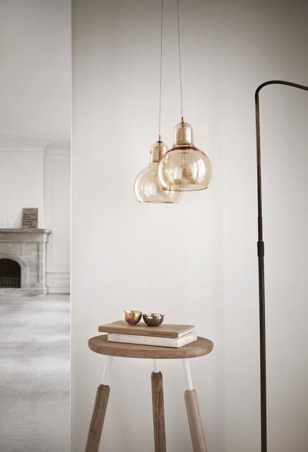 Tradition Gold Pendant Lighting