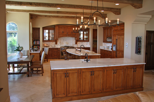 Landmark Builders - Custom Home Builder mediterranean 
