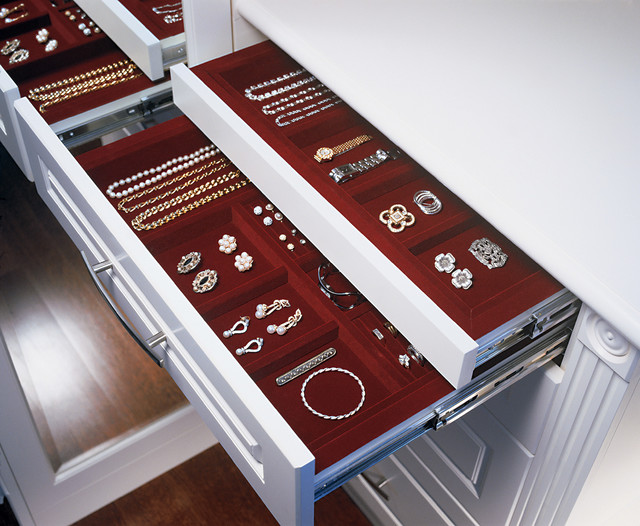 Jewellery Drawer Contemporary Jewelry Boxes And
