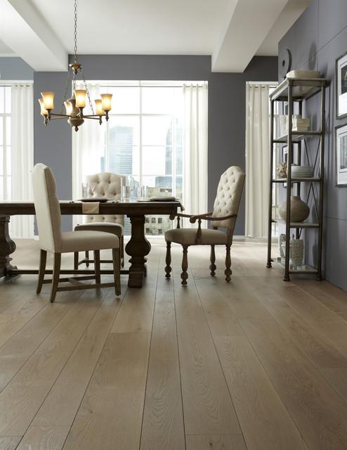 Modern Dining Room modern-hardwood-flooring