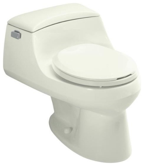 KOHLER K-3467-NG San Raphael One-Piece Round-Front Toilet with ...