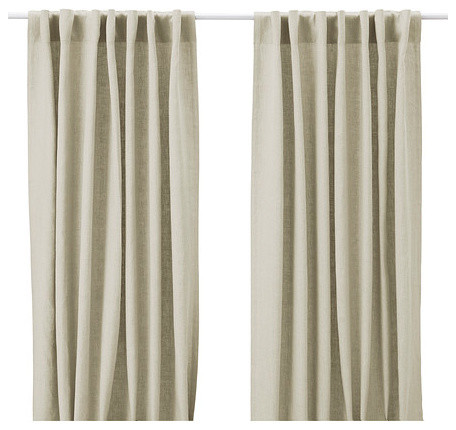 aina curtains natural traditional curtains by ikea