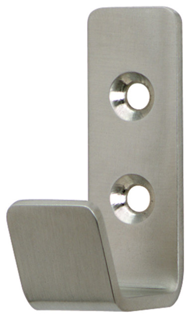 Hafele 842.34.050 Stainless Steel Decorative Hooks - Traditional - Towel Bars And Hooks - by ...