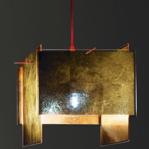 24 Karat Blau Pendant contemporary-pendant-lighting