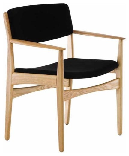 Finn Dining Armchair By Nuevo Living modern-dining-chairs