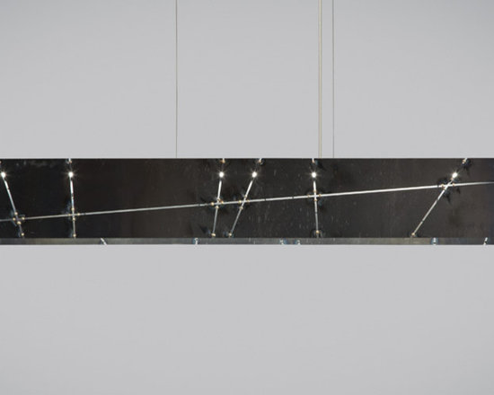 Crossroads Linear Suspension by Tech Lighting - Crossroads Linear Suspension was inspired by the sheen of big city streets and intersections
