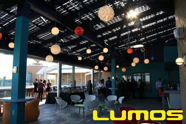 Lumos LSX Patio, Porch, Canopy, Awnings - Modern - Patio - denver - by Lumos Solar