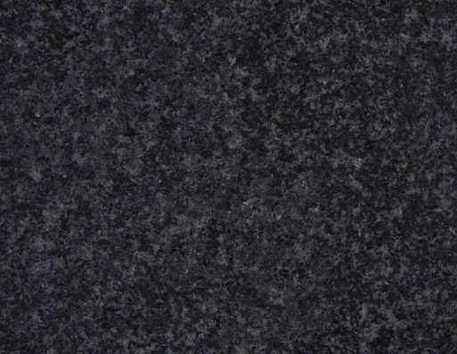 Impala Black Suede Contemporary Kitchen Countertops