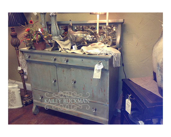 Custom Furniture Refinish -