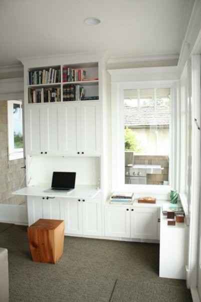 Home Office Spaces modern-home-office