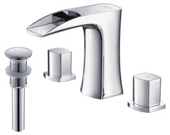 RIVUSS Carrión FBWS-300 - Lead-Free Solid Brass Widespread Bathroom Faucet     , modern-bathroom-faucets