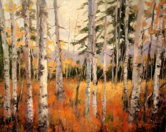 Finding My Way - Oil Painting - wall art, oil painting, impressionism, impressionistic, original art - this painting is available via a gallery in Louisville, Co called Creative Framing Gallery.  (July 2013) , contemporary oil paintingspaintings on canvas