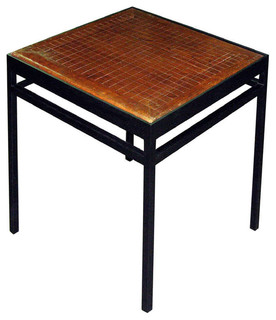 Japanese Go Board Table - Asian - Side Tables And End Tables - san francisco - by Tansu Design