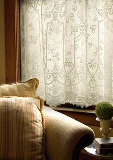Heritage Ready Made Lace Curtains