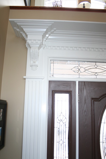 More Customized Molding / Moulding Ideas contemporary interior doors