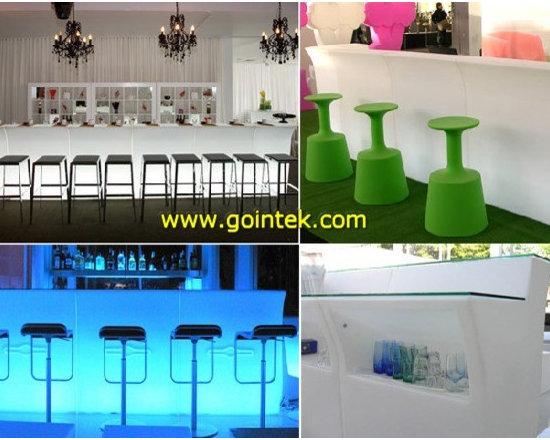 led decoration bar pub furniture -