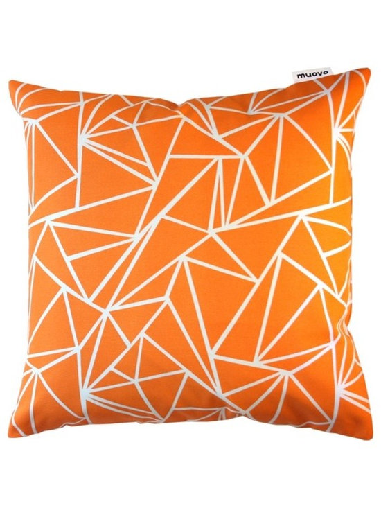 Mandarin Cushion Cover -
