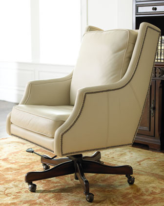Embassy Office Chair traditional-office-chairs