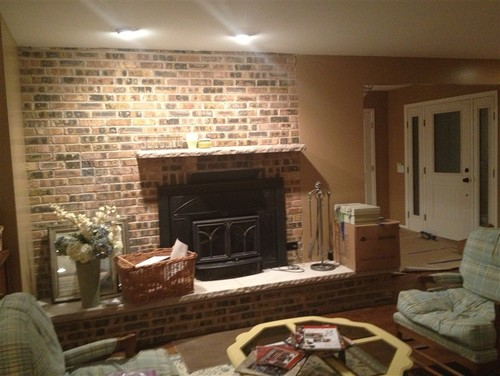 Comment 38 bookmark 5 like for House plans with fireplace in center of house