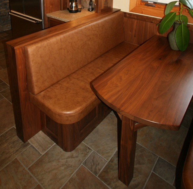 NEWwoodworks Furniture contemporary-kitchen