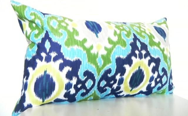 Boho Bedroom eclectic-decorative-pillows