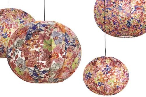 Bubble Lamp by Missoni Home contemporary-pendant-lighting