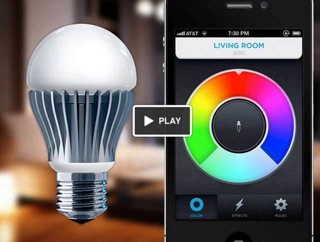Light Bulbs by Kickstarter