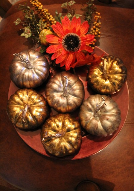 Fall Pumpkins traditional
