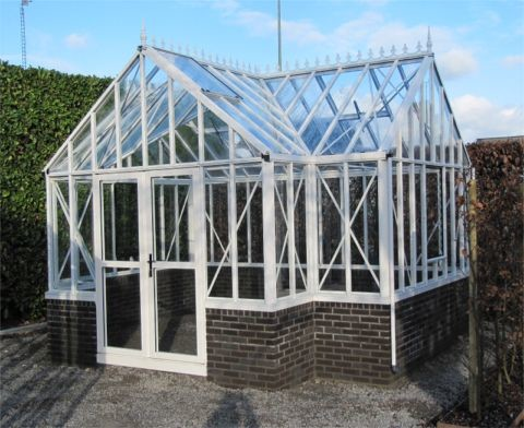 Victorian Greenhouse Contemporary Greenhouses Other
