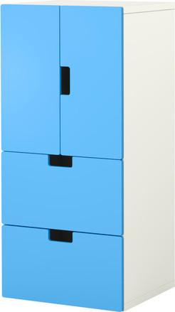 STUVA Storage combination w doors/drawers modern-kids-dressers