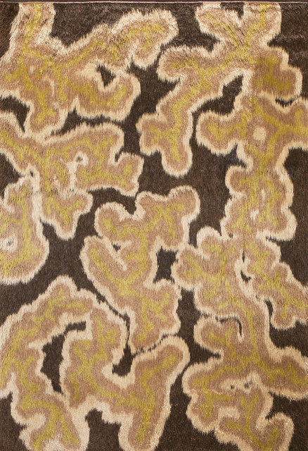Vintage European Rya Carpet contemporary rugs