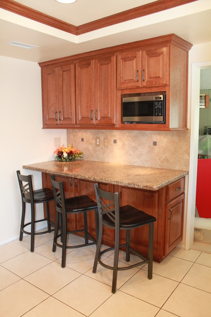Cabinet Refacing Anaheim Hills Traditional Kitchen Orange County By Mr Cabinet Care