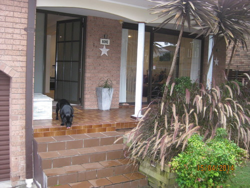Help modernising our 1970 s brick home exterior